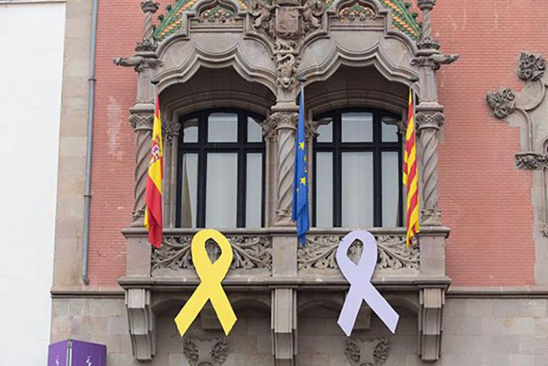 Moció per reclamar la nul.litat de la sentència de l'1 d'octubre i la llibertat immediata d'Oriol Junqueras i la resta de presos i preses polítiques